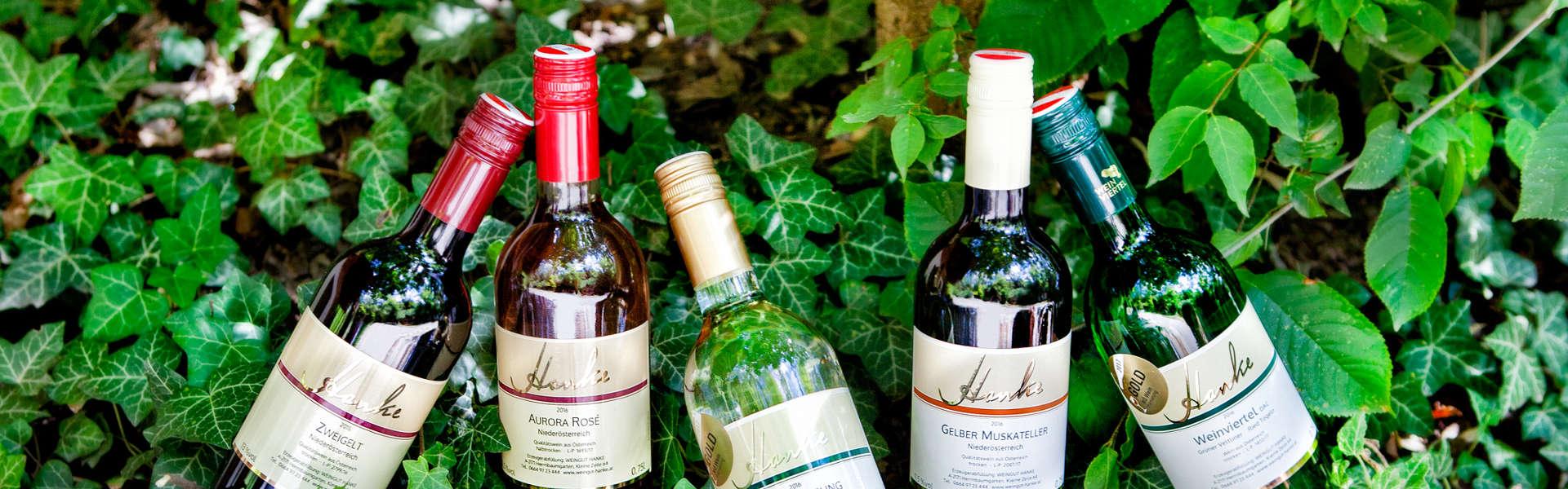 Flaschen Weinflaschen